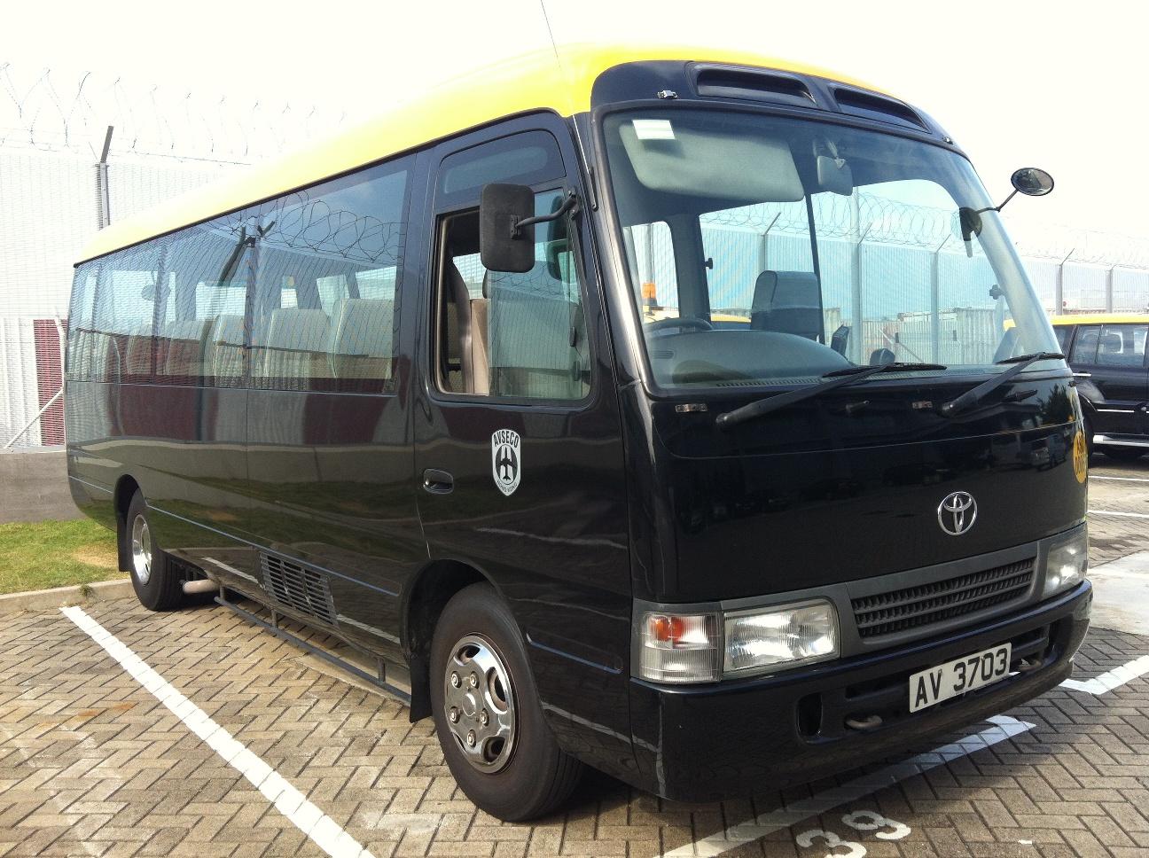 Audi Bus